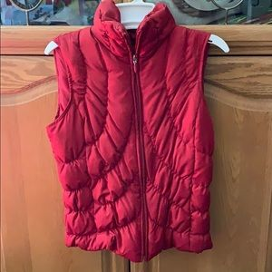 Nine West Red Vest